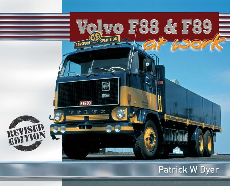 Volvo F88 & F89 at Work - 5m Books